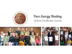 8 Benefits of Completing the Pure Energy Healing Course
