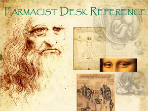 About Farmacist Desk Reference (F.D.R.) by Don Tolman