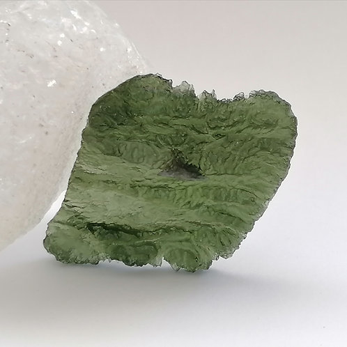 """Moldavite - """"As Within So Without, As Above So Below"""""""