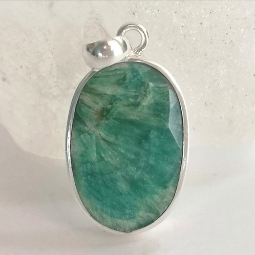 Emerald Green Agate