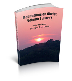 Meditation on Christ Vol 1, Pt7