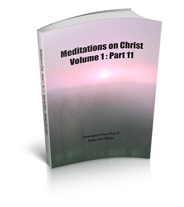 Meditations on Christ Vol 1 Pt 11
