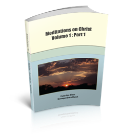 Meditations on Christ, Vol 1: Pt 1