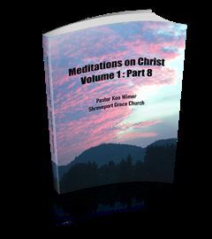 Meditations on Christ Vol 1 Pt8