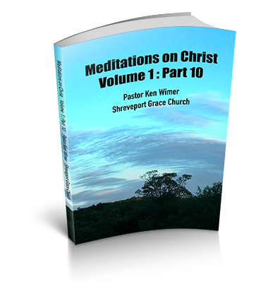 Meditations on Christ Vol 1: Pt 10
