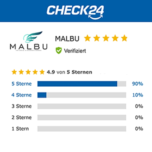 Check24 Bewertung Malbu Umzug