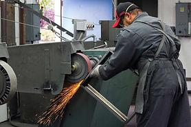 Finishing Polishing Powder Coating Metal