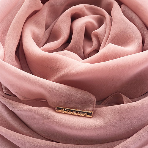 Chiffon Rosa Vintage