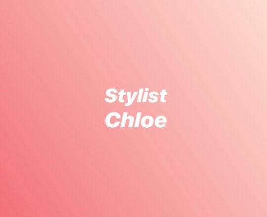 Hair Up - Chloe
