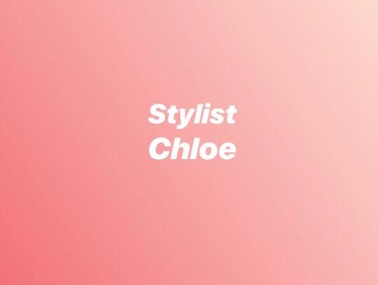 blowdry price from Chloe