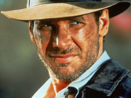 THE CURIOUS CASE OF INDIANA JONES