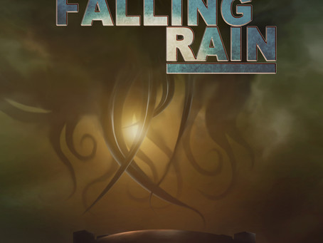 House of Falling Rain COVER REVEAL
