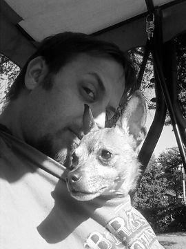 Me and Frankbandw.jpg