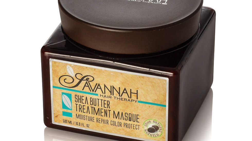 Savannah Hair Therapy - Color Protect Treatment Hair Masque