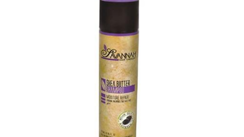 Just Curly Shea Butter Shampoo, Cotton and Silk Protein and Vitamin B6