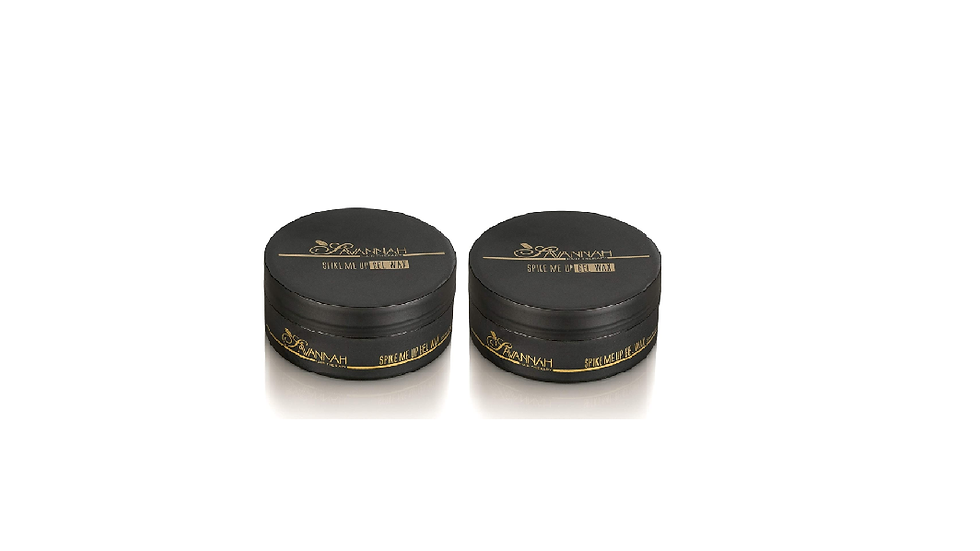 spike Me Up Gel Wax Hair Gel Pack of 2