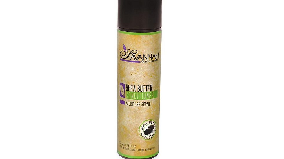 Savannah Hair Therapy Hair Conditioner - Just Curly Collection Treatment