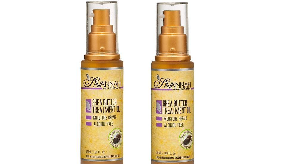 Treatment Oil 1.69 oz (50ml), Pack of 2