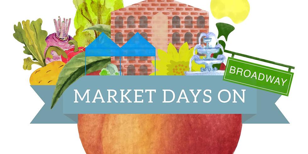 SAAM at Market Days!