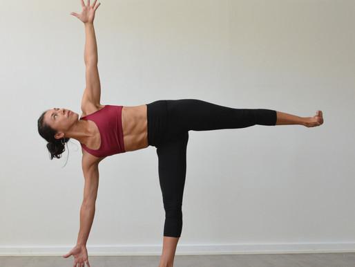 How to: Half-Moon Pose (Ardha Chandrasana)
