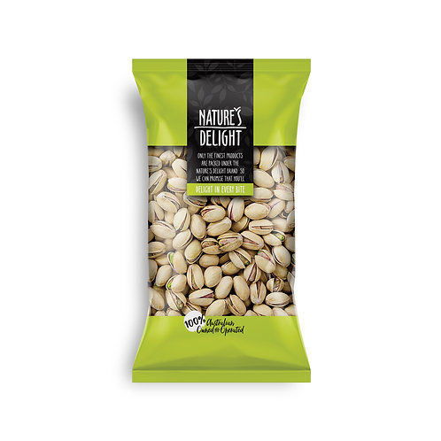 PISTACHIOS ROASTED & SALTED (AUS) 375g