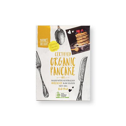ORGANIC PANCAKE MIX 1kg