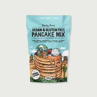 Botanika Vegan & Gluten Free Pancake Mix