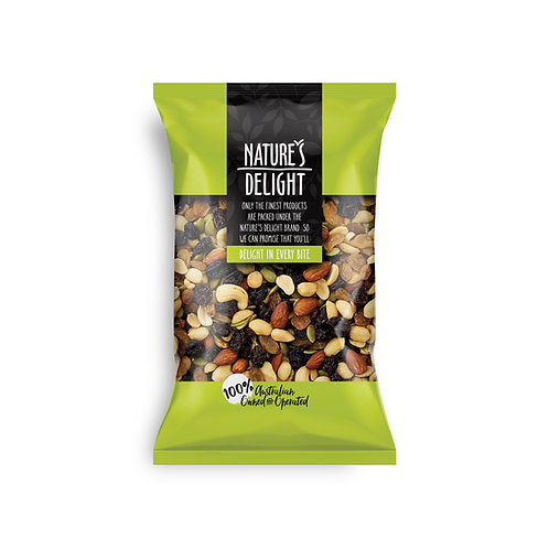 FRUIT AND NUT MIX ROASTED 500g