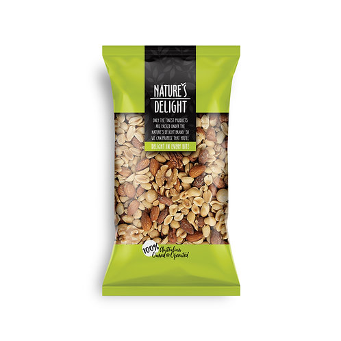 MIXED NUTS SALTED 500g