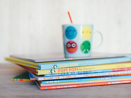 3 children's books with a lot of heart