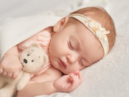 Ein kuscheliger Schlafsack für Ihr Baby