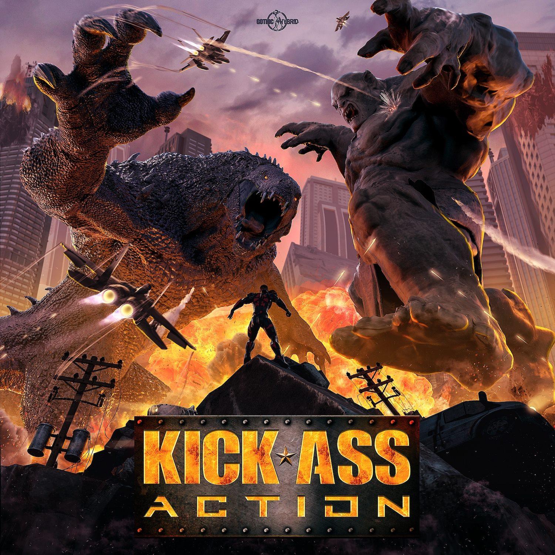 Kick Ass Action