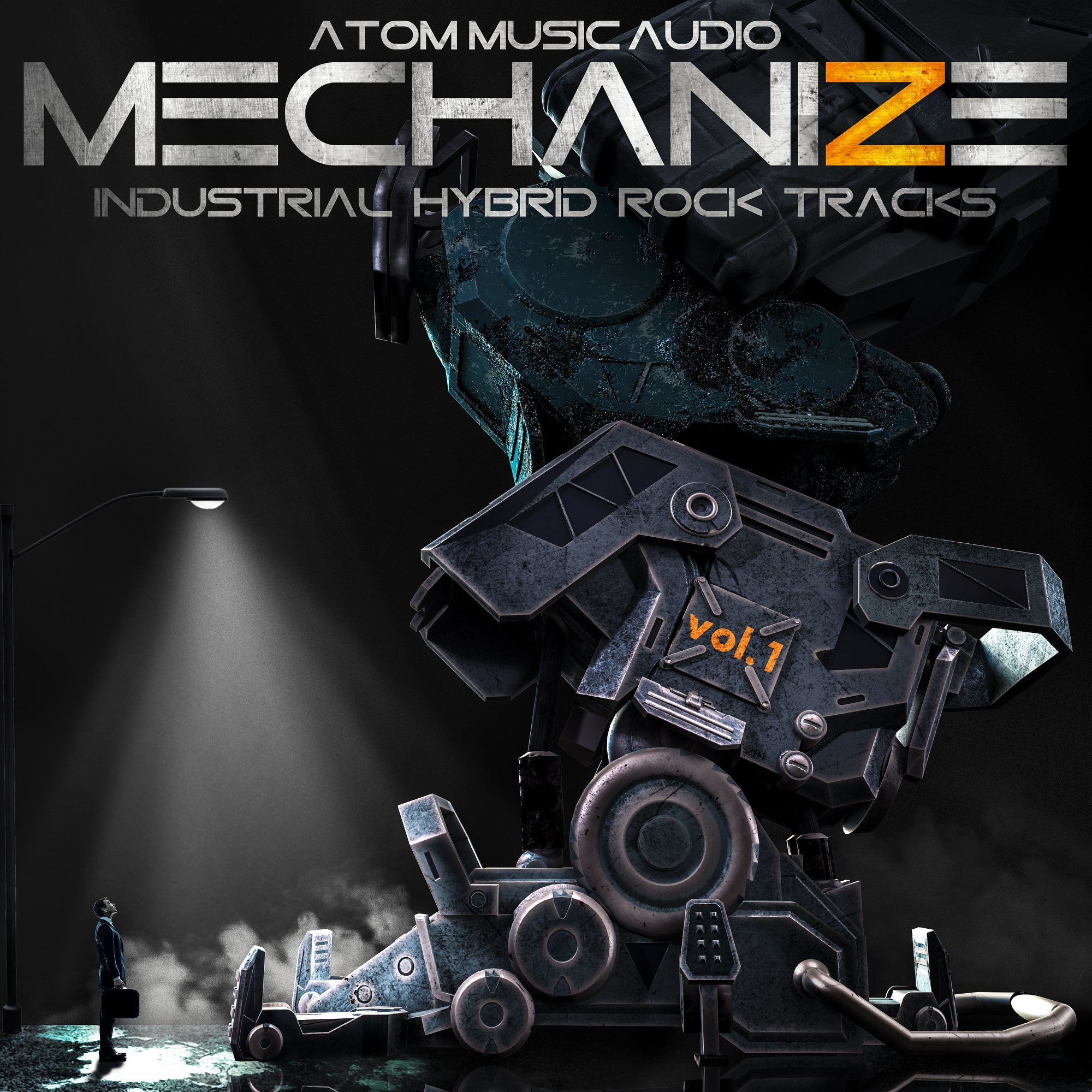 Mechanize Vol.1