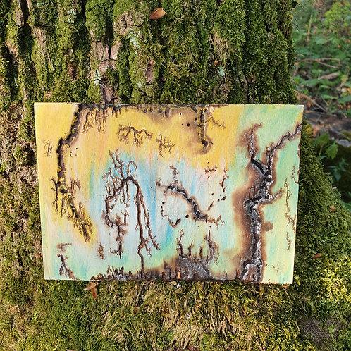 Tableau en bois arborescent ®  A5