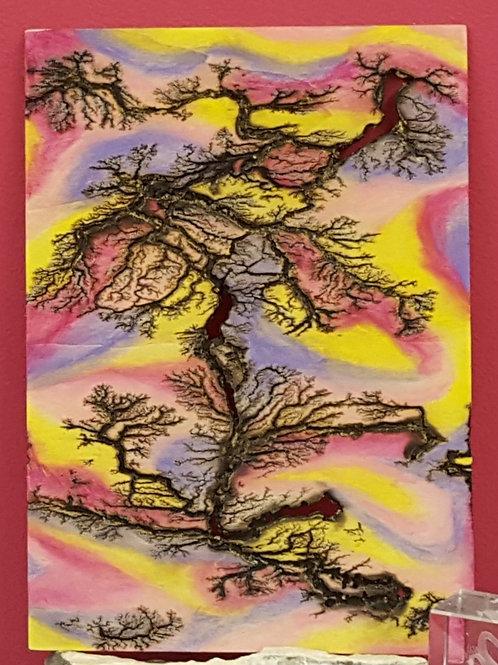 Tableau en bois arborescent ®  A3
