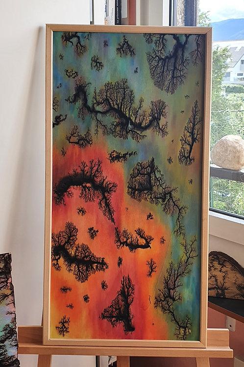 Panneau de lumière - 80 x 40 cm - sans cadre