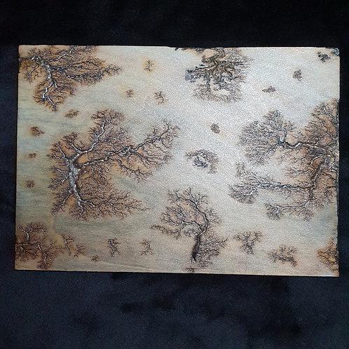 Tableau en bois arborescent ®  A4