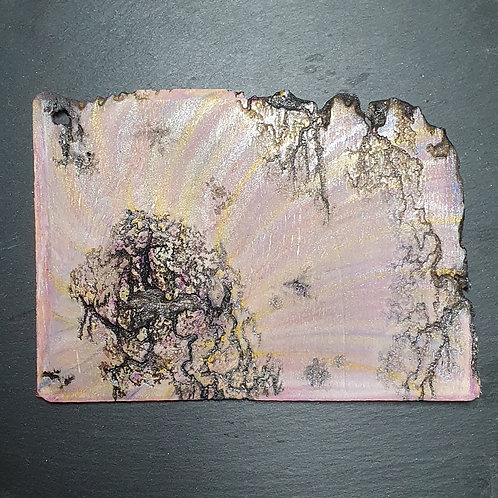 Carte de vœux - Tableau A6