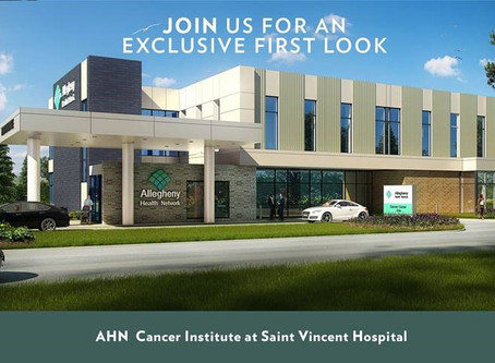 Saint Vincent Cancer Center Unveiled
