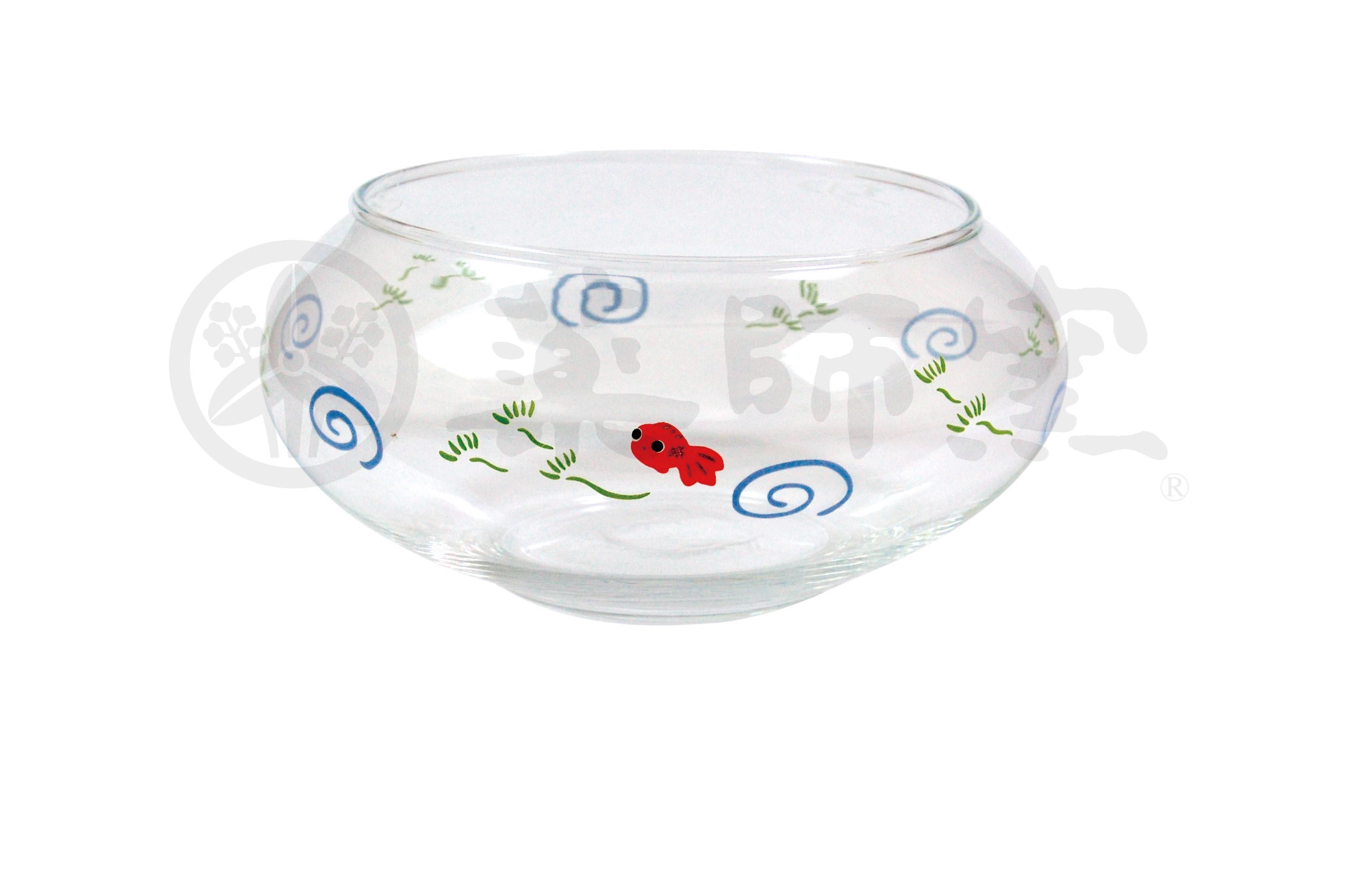 9965ガラス金魚鉢(水草・大)
