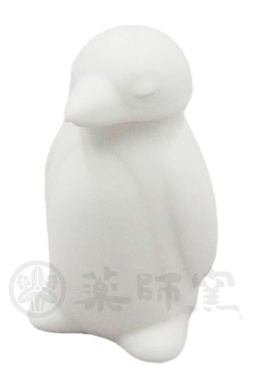 3909塩コショウ入ペンギン・白