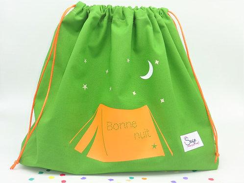 """Les Baluchons de nuit """"camping"""""""