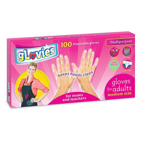 gLovies Multipurpose Disposable Gloves for Moms/Teachers