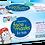 Thumbnail: gLovies Disposable Face Masks for Kids Grab 'N Pull Box 50 count