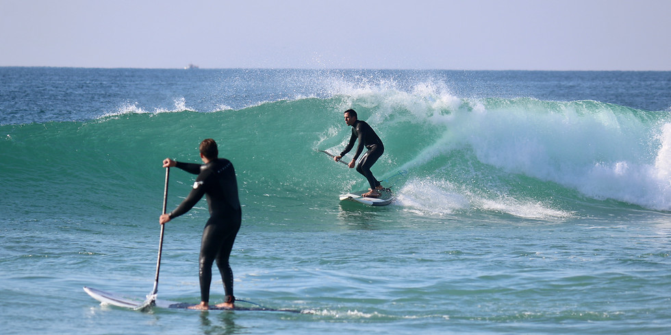 One week of Paddle-Surf