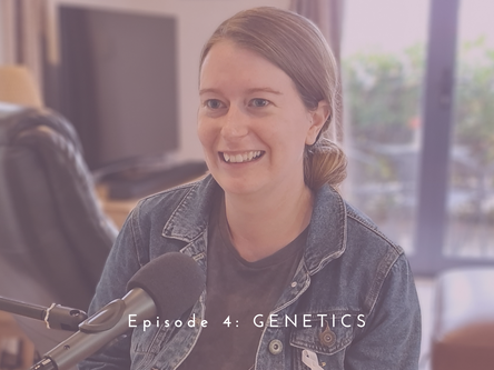 Episode 4: Genetics and Cystic Fibrosis with Kelly Sullivan Genetic Counsellor