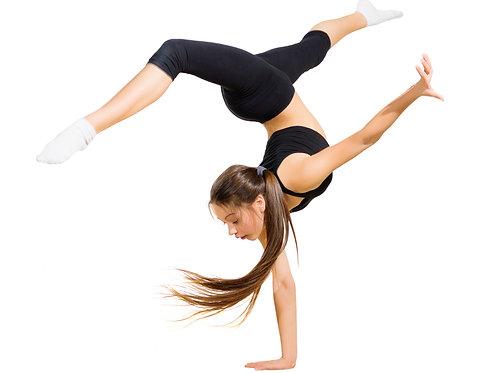 ACRO DANCE & GYMNAST CAMP - OPTION 1 9am-4pm