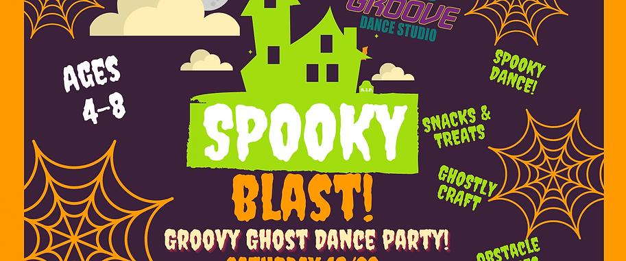 Spooky Blast Party!