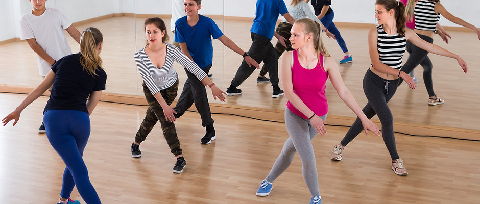 Dance with me 6 week session