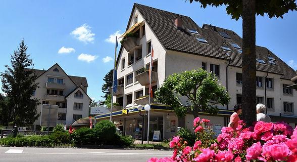 Arzt Oberuzwil, Dorfplatz, Dr. med. Phil